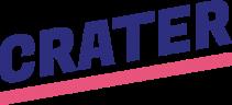 Crater logotyp